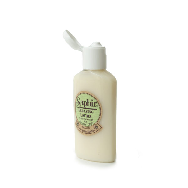 SAPHIR CLEANING LOTION 2