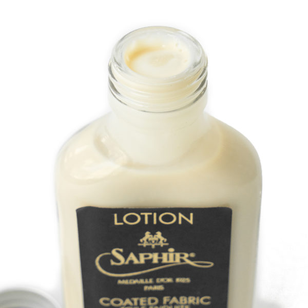 SAPHIR MDO COATED FABRIC LOTION 3